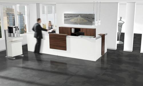 Empfangsmöbel Hamburg Empfangstheken,Loungemöbel Wartebereich | BK
