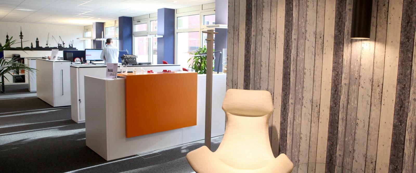 Büromöbelausstellung Hamburg,Showroom Heidenkampsweg,Broders&Knigge   BK